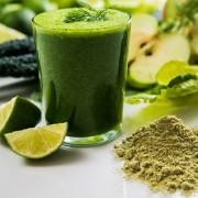 Vitalizáljunk vitamindús zöldekkel – fűlevek és algák