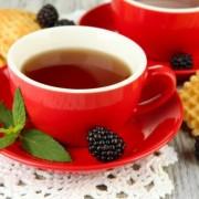 A fekete tea kitűnő helyettesítője a földiszeder-tea