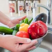 A gombaölő és növényvédő szerek eltávolítása