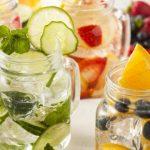 Vitaminos víz – az egészséges nyári ital