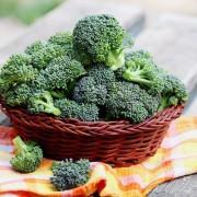 Luteinben gazdag brokkoli
