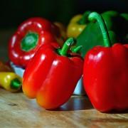 C-vitaminban gazdag paprika