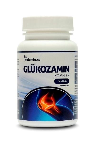 glukozamin atmeretezve