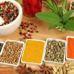 Különféle fűszerek és fűszernövények afrodizákumként.