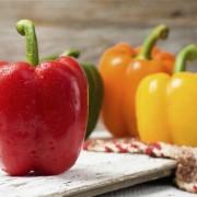 Paprika, a C-vitamin-bomba