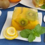 Szilveszteri immunerősítő kivis citromzselé a tél egyik legegészségesebb gyümölcséből