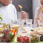 A helyes étrend kialakítása időskorban