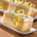 Ünnepi citromfüves torta