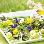 Tavaszi kúra gyógynövényekkel, virágokkal és vadon termő növényekkel