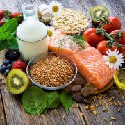 Egészséges pajzsmirigy a tápanyagokban dús ételektől