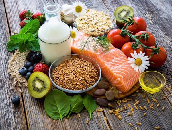 A pajzsmirigy megfelelő működéséhez elengedhetetlen táplálékok.