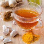 Természet adta orvosságok: méz, fokhagyma, kurkuma, citrom, gyömbér.