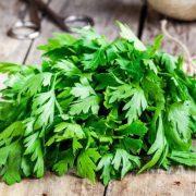 A természet egy csodás orvossága: petrezselyem