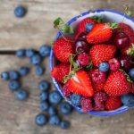 A bogyós gyümölcsök mint a nők egészségének védelmezői