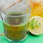 Tea, tisztító tonik, frissítő ital és szíverősítő mézes bor petrezselyemből