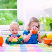 A C-vitamin a gyermekek számára is hasznos