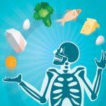 A csontritkulás megelőzése helyes táplálkozással