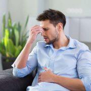 A krónikus stressz és az emésztési problémák