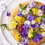 Az egészséges táplálkozás kellékei: ehető virágok
