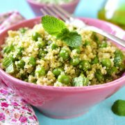 Főszerepben a csicseriborsó és a quinoa