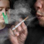 A kilélegzett füst is ölhet