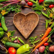 A szív egészségének fenntartói: zöldségek
