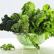 A zöld leveles zöldségek csökkentik a glaukóma kockázatát