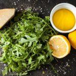Arugula saláta: a csontok és a szív támogatója