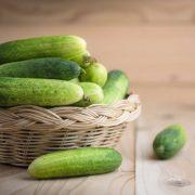 A memóriaveszteség megelőzése az uborka erőteljes tápanyagával