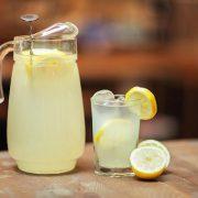 A vesekő limonádéfogyasztással elkerülhető