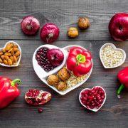 Gyümölcsök és zöldségek: a szívbetegség elleni nagy harcosok