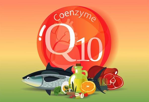 Koenzim-Q10-et tartalmazó élelmiszerek: hal, olívaolaj, olajos magvak, tojás, máj.