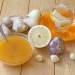 Otthoni gyógymódok influenzára: méz, gyömbér, hagyma, zöld tea, vitaminok