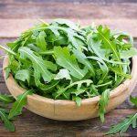 Természetes csonterősítő: arugula saláta