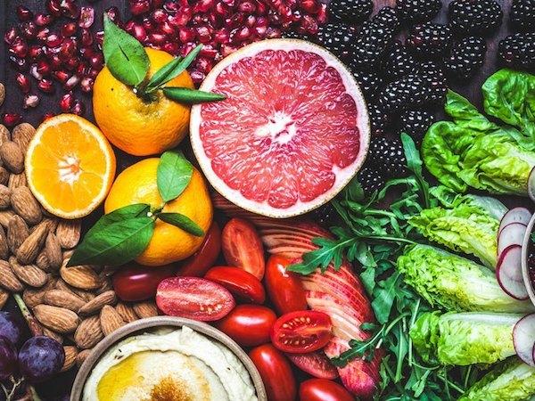 Vérnyomáscsökkentő zöldségek és gyümölcsök.