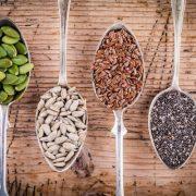 Szuperegészséges magvak: len, chia, kender és szezám