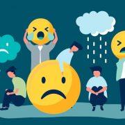 A negatív érzelmek növelik a gyulladás szintjét