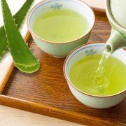 A zöld tea és az Aloe vera csodákat művel az arcbőrrel