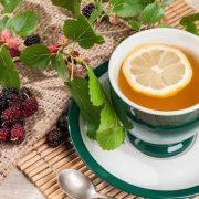 Az eperfalevél-tea kisimítja az idegeket