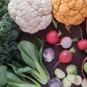 Egészséget támogató keresztesvirágú zöldségek
