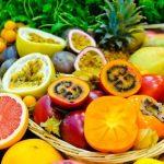 Tápláló egzotikus gyümölcsök