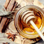 A gyógyító hatású fahéjas méz