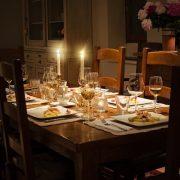 A késő esti vacsora veszélyezteti az egészséget
