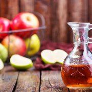 Az almaecet nem hoz csodát, de gyógyíthat