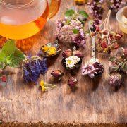 Egészséges teák gyógynövényekből