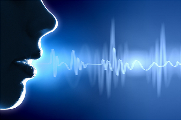 Emberi hang frekvenciái.