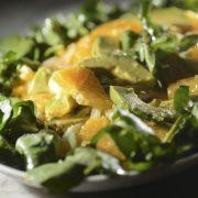 Avokádóreceptek: avokádós spagetti és narancsos avokádósaláta