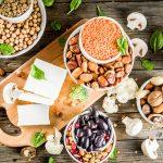 Az egészséges növényi fehérjék