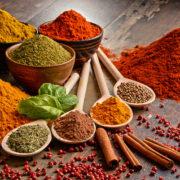 Csodálatos indiai fűszerek