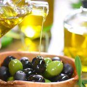 """A mediterrán """"arany"""": olívaolaj"""